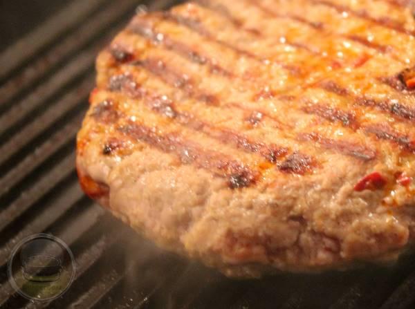 Hamburger e reazione di Maillard