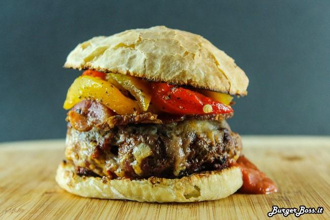 Kalabrian Burger