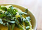 Skordalia, salsa dip in stile greco