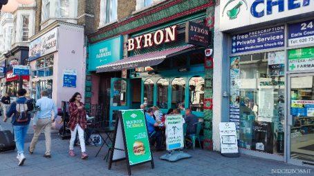 Byron - Londra 2