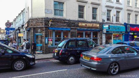 Gourmet Burger Kitchen - Londra 1