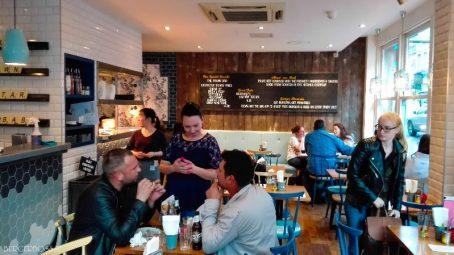 Gourmet Burger Kitchen - Londra 2