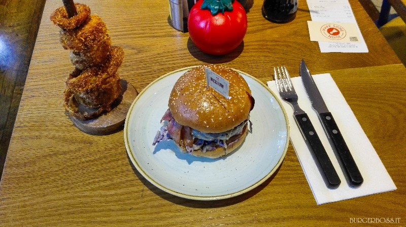 Gourmet Burger Kitchen - Londra 4