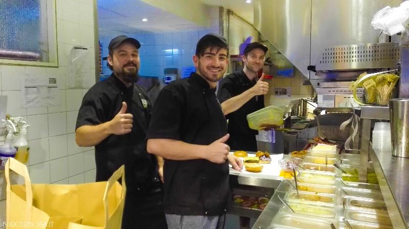Gourmet Burger Kitchen - Londra 11