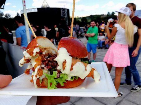 Burgerfest di Praga, l'evento europeo per gli amanti degli hamburger 9