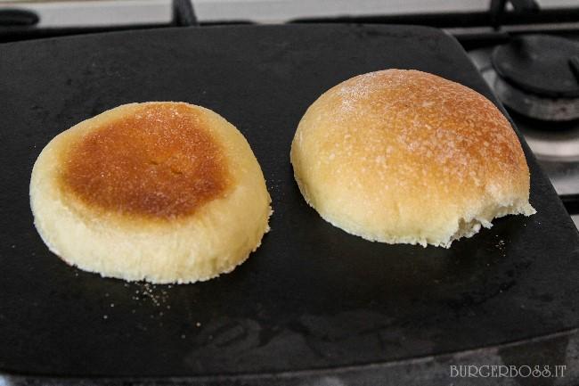 tostare il pane