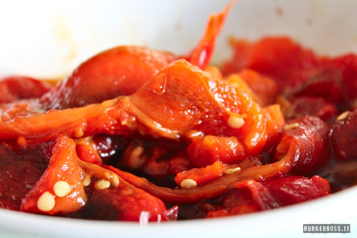 Salsa Kalabrian, con cipolle di Tropea, peperoni e Amaro del Capo