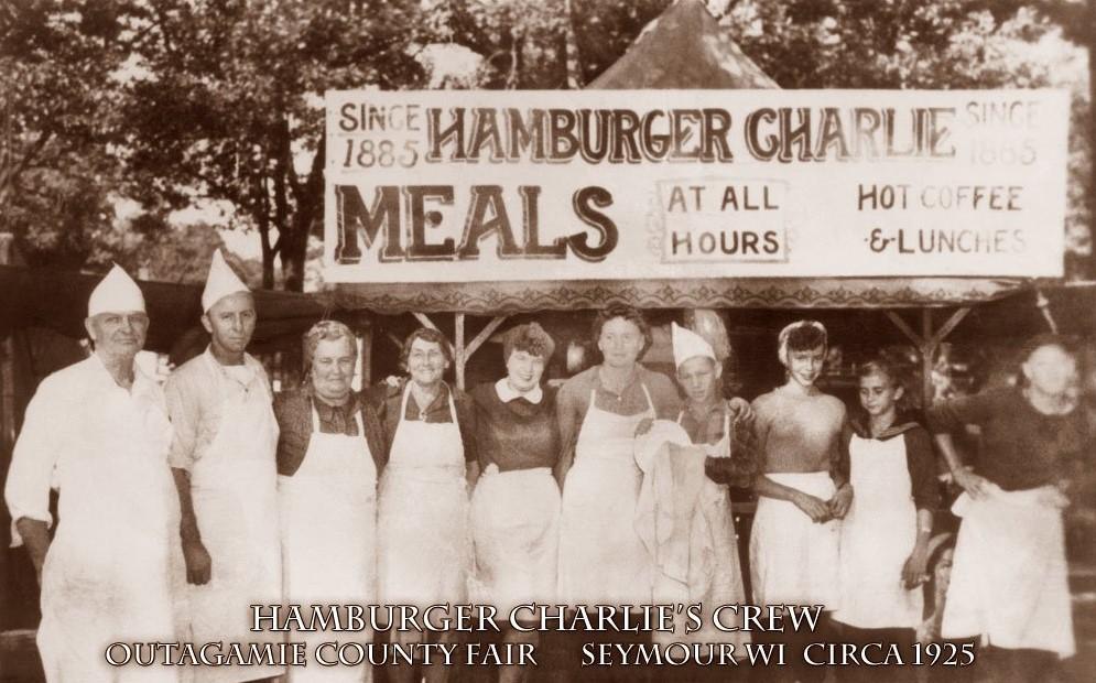 Storia dell'hamburger: Charlie Nagreen Crew