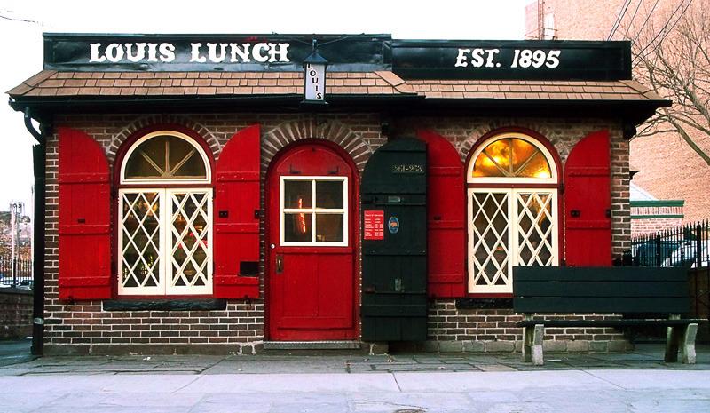 Storia dell'hamburger: Louis' Lunch