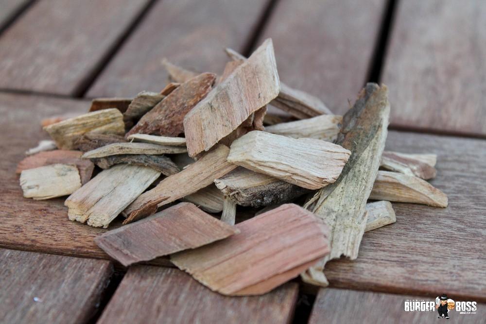 Chips di legno di melo